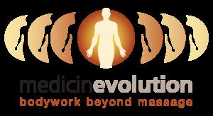 MedicinEvolution - Bodywork Beyond Massage Logo
